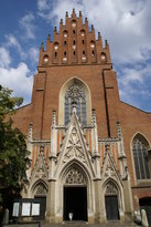 Franciscan Church (Kosciol Franciszkanow)