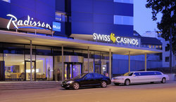 Radisson Blu Hotel, St. Gallen