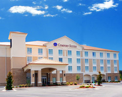 Comfort Suites Valdosta