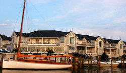 ‪St. Michaels Harbour Inn Marina & Spa‬