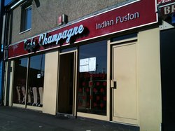 Cafe Champagne
