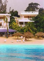 Beach House Villas on Negril Beach