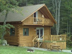 Josselyn's Getaway Log Cabins