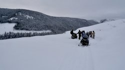 Kimberley Snowmobile Adventures