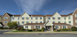 TownePlace Suites Manchester Airport