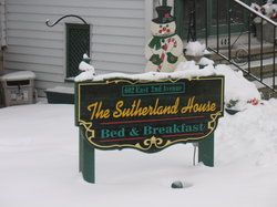 ‪Sutherland House Bed and Breakfast‬