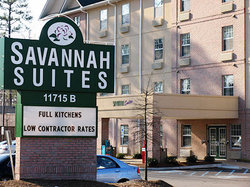 Savannah Suites Newport News