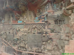 Dazu Rock Carvings Baodangshan Site