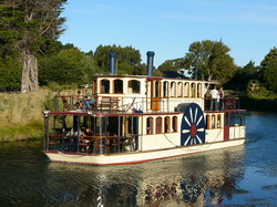 Marlborough's River Queen