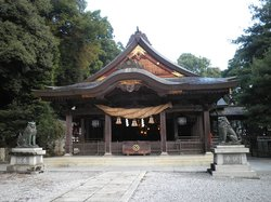 Warei Shrine