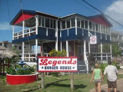 Legends Burger House