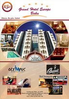 Best Eastern Grand Hotel Europe