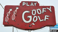 Goofy Golf