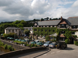 Exmoor White Horse Inn