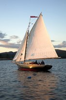 Downeast Friendship Sloop Private Charters