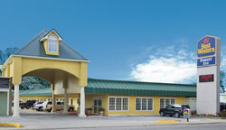 Best Western Forest Motor Inn
