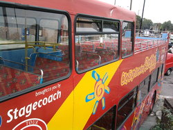 City Sightseeing Stratford-upon-Avon