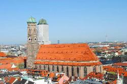 Frauenkirche (Church of Our Lady), Munich