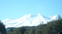Mount Ruapehu