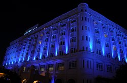 Radisson Blu Hotel, Muscat
