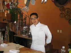 Cooking Classes with Paco Cardenas