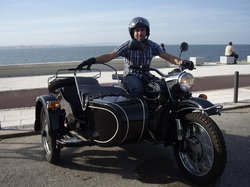 Sidecar Tours by Bike My Side