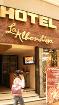 Hotel La Alhondiga