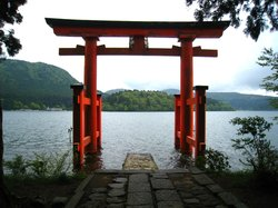 Hakone Shrine / Kuzuryu Shrine Singu
