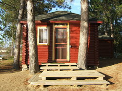 Red Deer Log Cabins and Campground