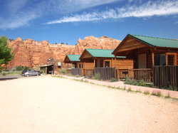 Red Stone Cabins
