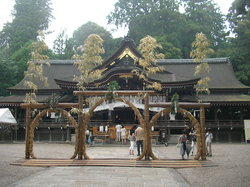Omiwa Shrine