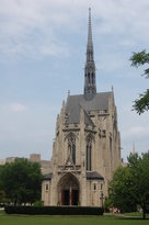 Heinz Memorial Chapel