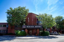 BEST WESTERN PLUS Macies Hotel