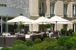 Hotel Fouquet's Barriere
