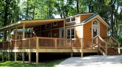 Lake Rudolph Campground & RV Resort