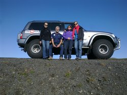Discover Iceland - 4x4 Offroad SuperJeep Tours