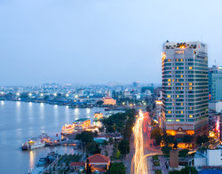 Renaissance Saigon Riverside Hotel