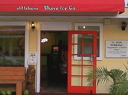 Old Lahaina Shave Ice