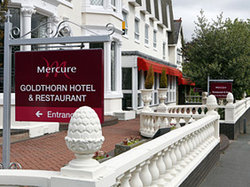 Mercure Wolverhampton Goldthorn Hotel