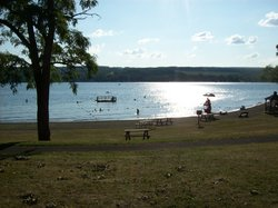 Keuka Lake State Park Campground