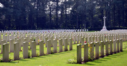 Airborne Cemetery