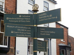 Lincoln Guided Tours