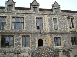 Winchester Castle - The Great Hall