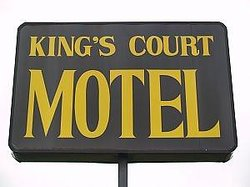 ‪King's Court Motel‬