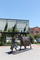 Blue Bell Ice Cream Factory