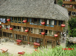 Jin Zhu Zhuang Nationality Village