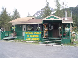 ‪Portage Valley Cabins and RV Park‬
