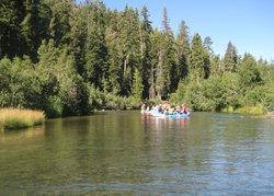 Truckee River Rafting with Mountain Air Sports