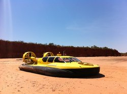 Broome Hovercraft Adventure Tours