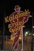 Kalamaki Crazy Golf